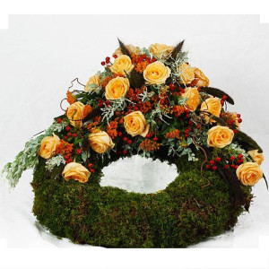 Begravningskrans